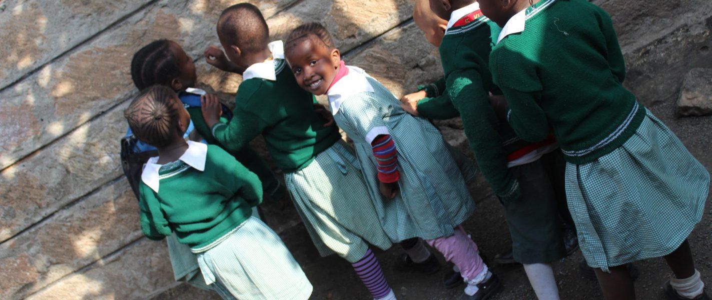 Safisha Africa School Playground
