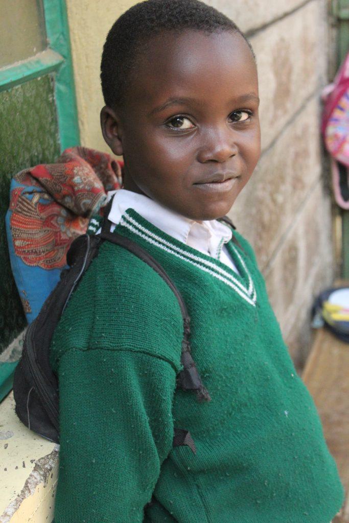 Safisha Africa Student